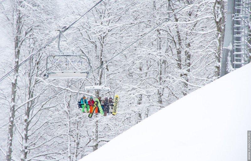 Роза Хутор» запускает новые канатные дороги и открывает продажу скипассов на зимний сезон 2016-2017